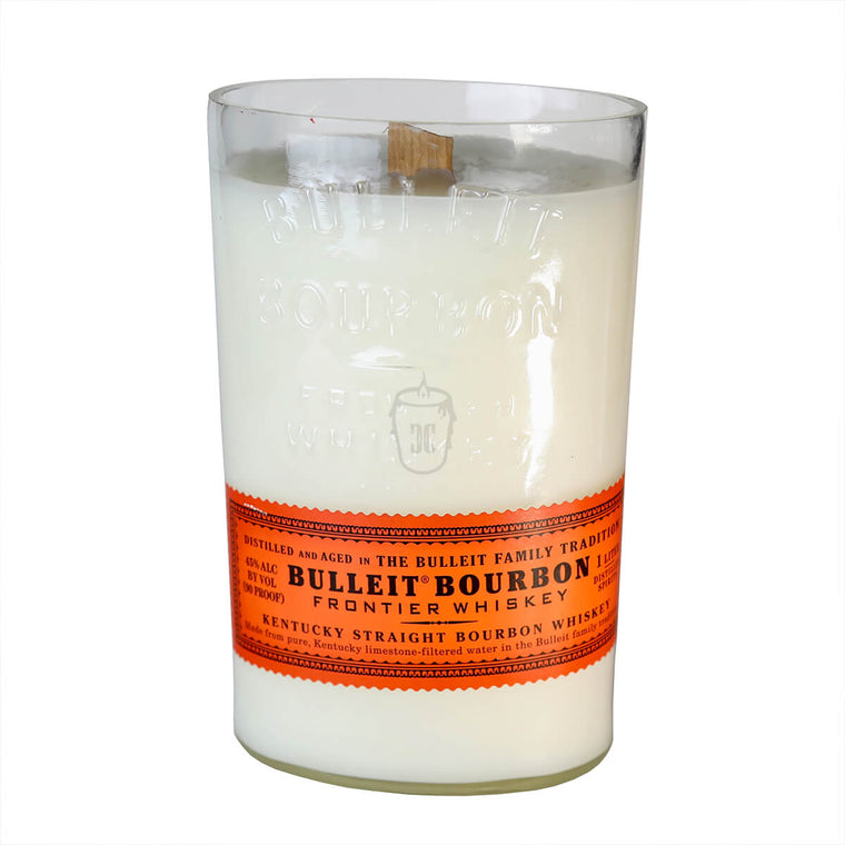 Bulleit Bourbon Frontier Whiskey Candle