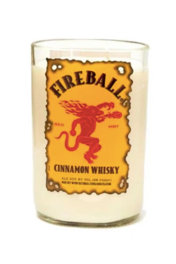 Fireball Candle