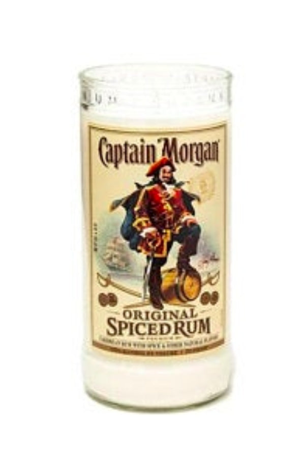 Captain Morgan Candle