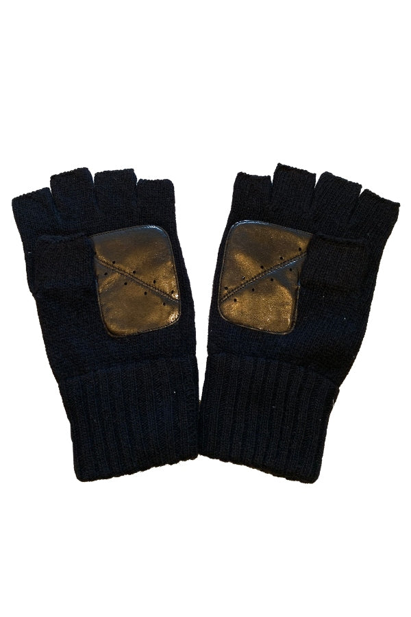 Men's Fingerless & Leather Glove