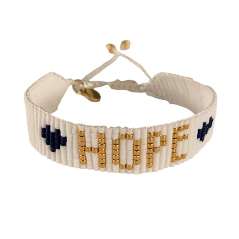 Caryn Lawn Hope Friendship Bracelet