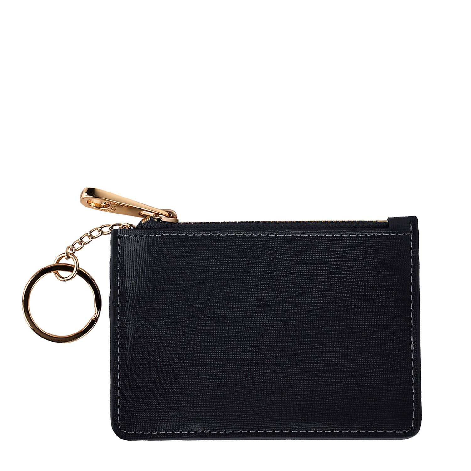 Keychain ID Holder Wallet w/ Monogramming (more colors available)
