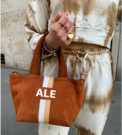 MIA Suede Small Tote (Various Colors!)