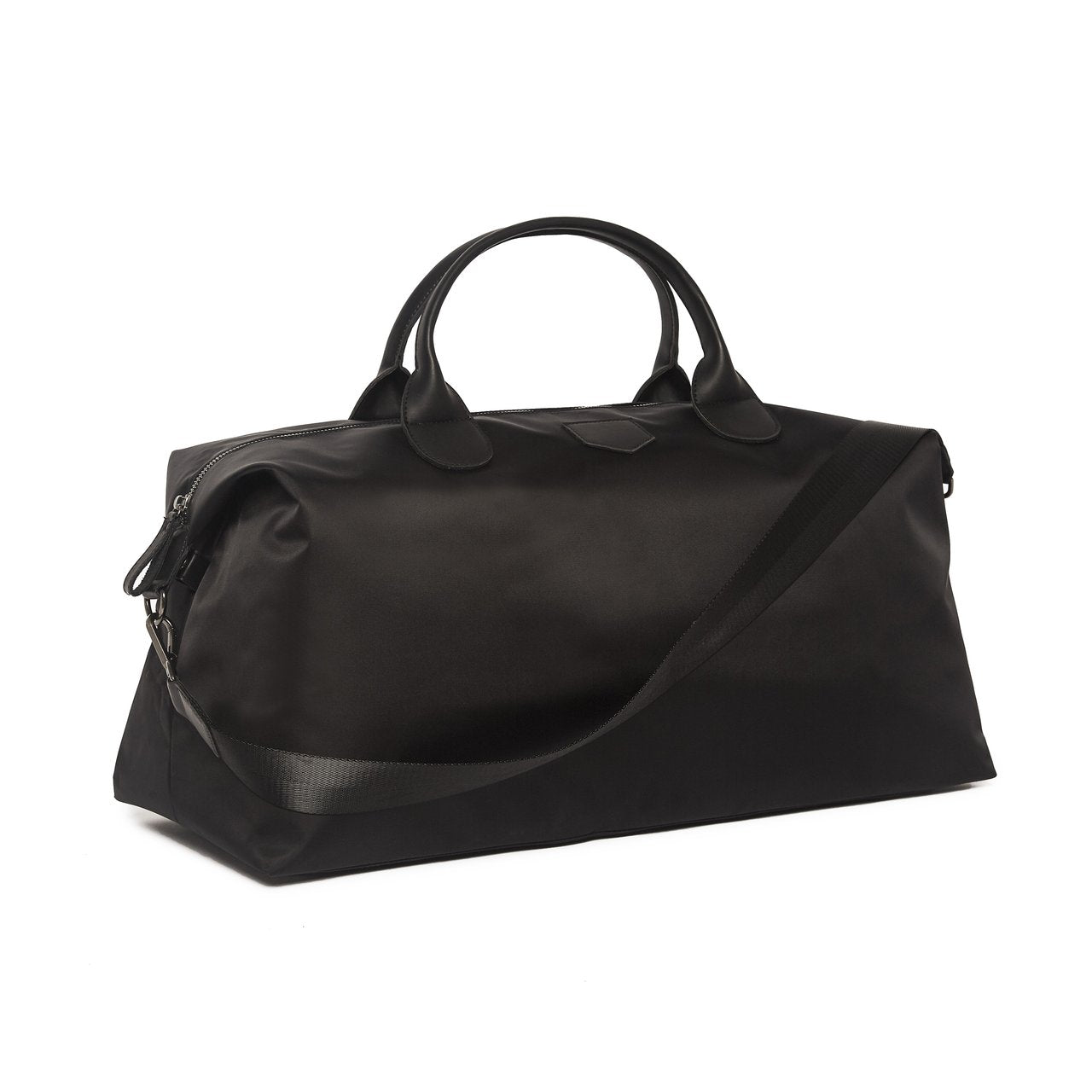 Men's Black Duffle/Weekender Bag