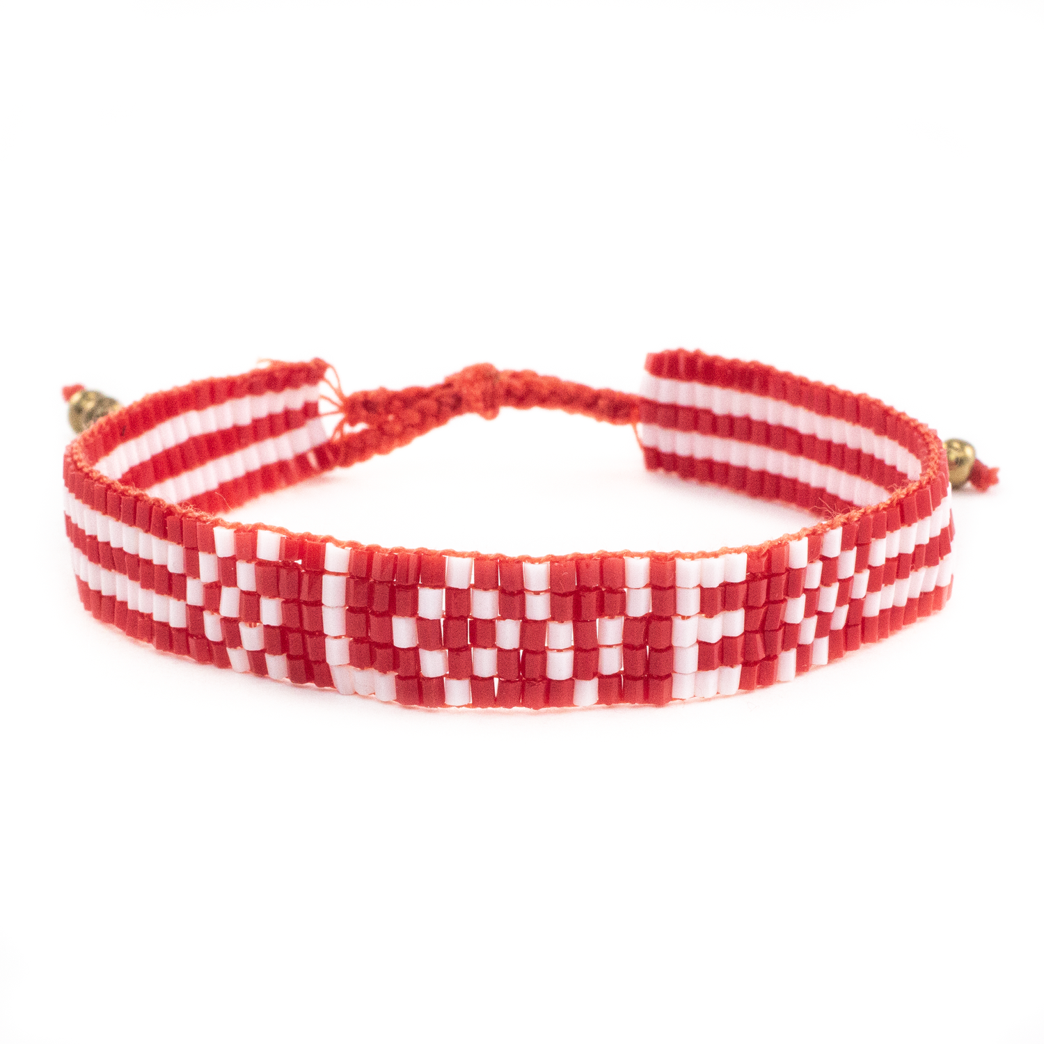 Love Project Red Seed Love Bracelet