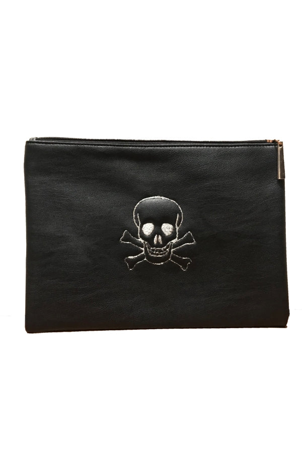 Skull Pouch