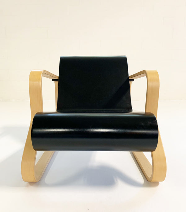 "Armchair 41 ""Paimio"" Lounge Chair - FORSYTH"