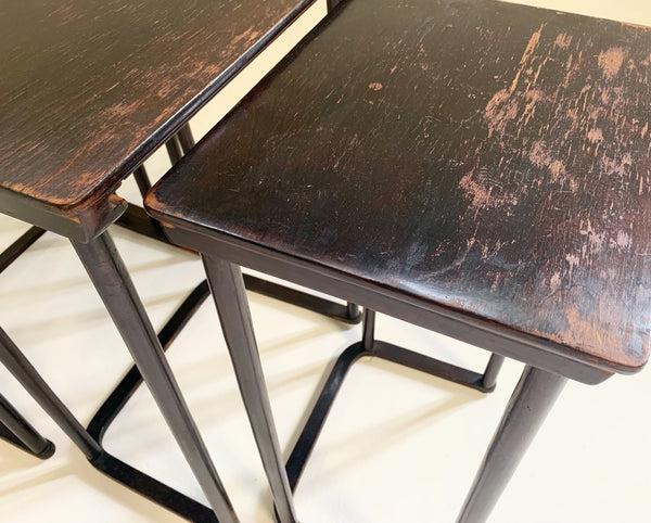 Nesting Tables, Set of 4 - FORSYTH