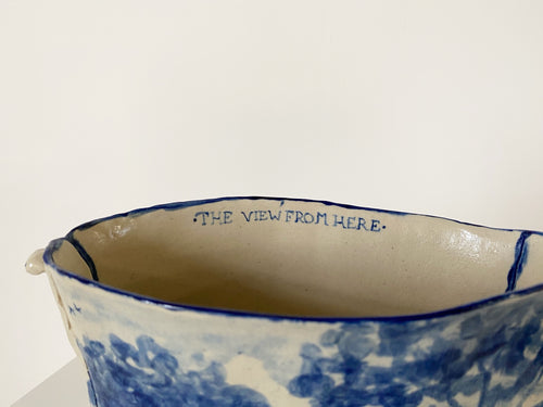 The View From Here Vase. - FORSYTH