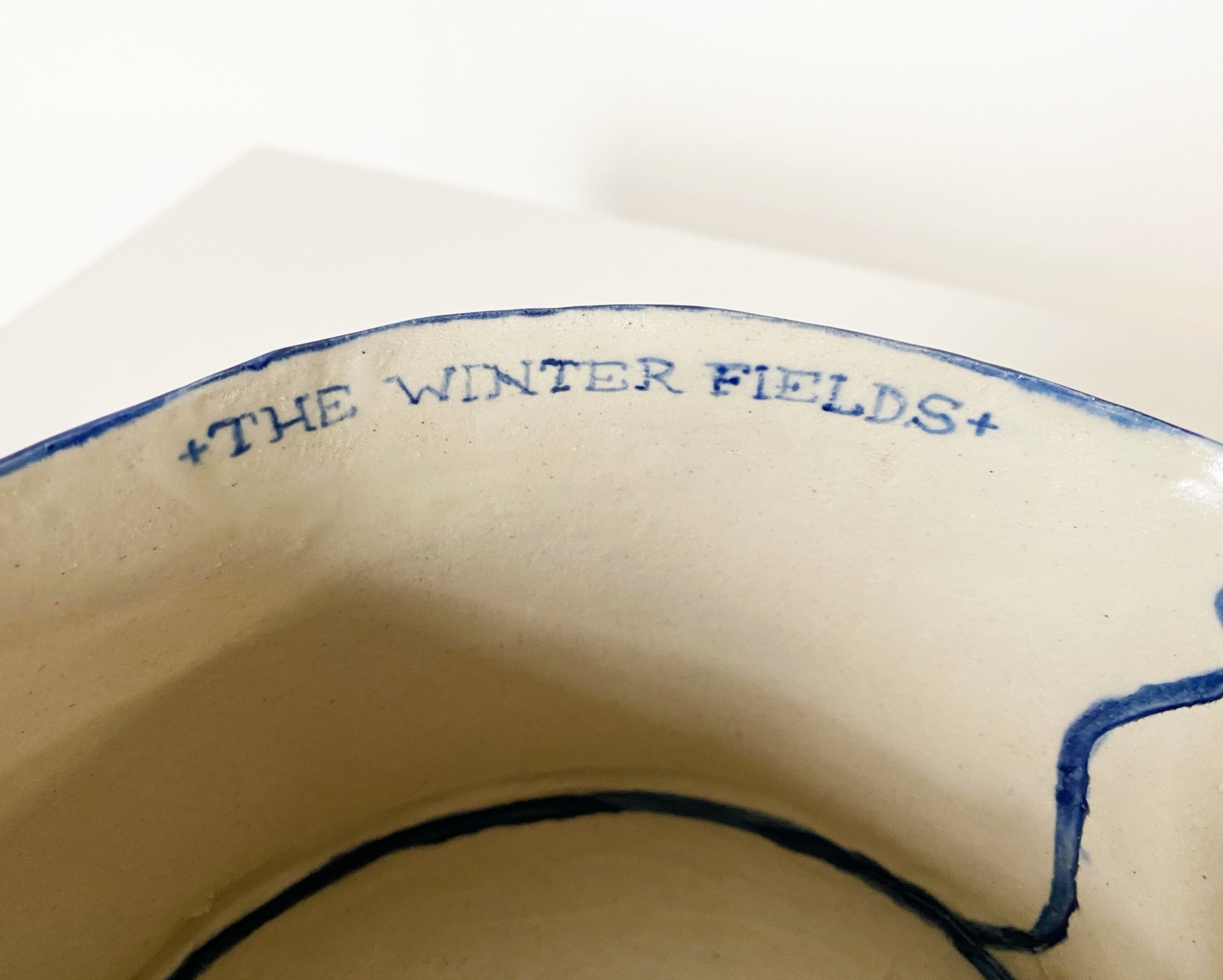 The Winter Fields Bowl. - FORSYTH