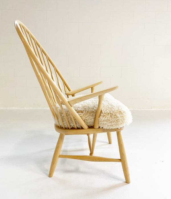 Peacock Lounge Chair