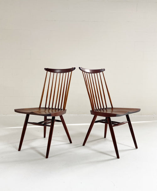 New Chairs, pair