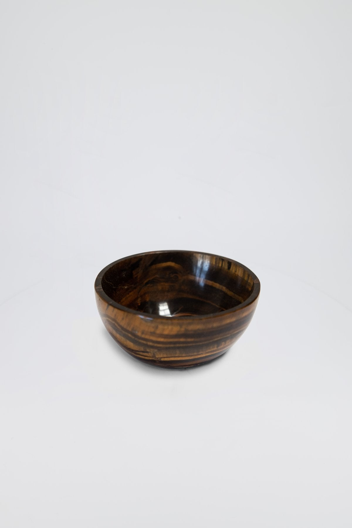 Tiger's Eye Bowl.