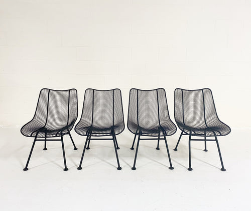 Sculptura Dining Chairs, Set of 4