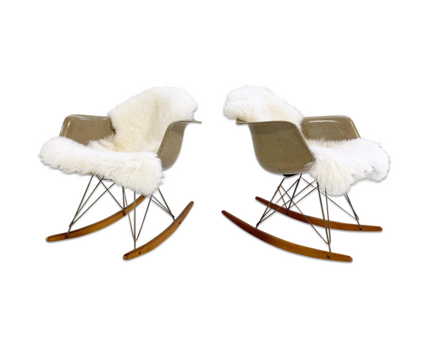 RAR Rocking Chairs, pair - FORSYTH