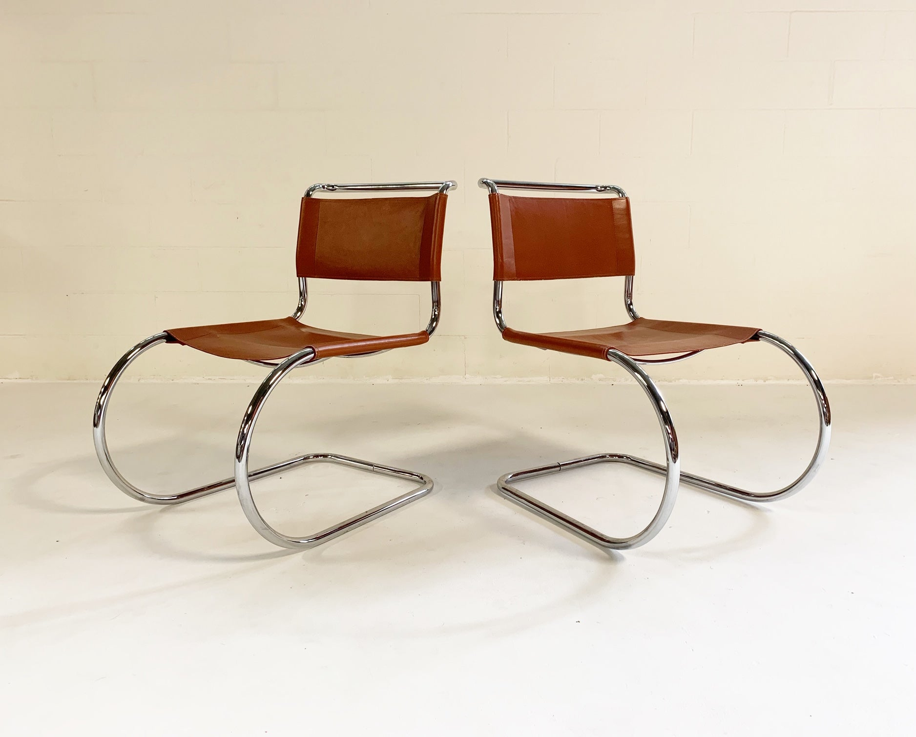 MR Chairs, pair - FORSYTH