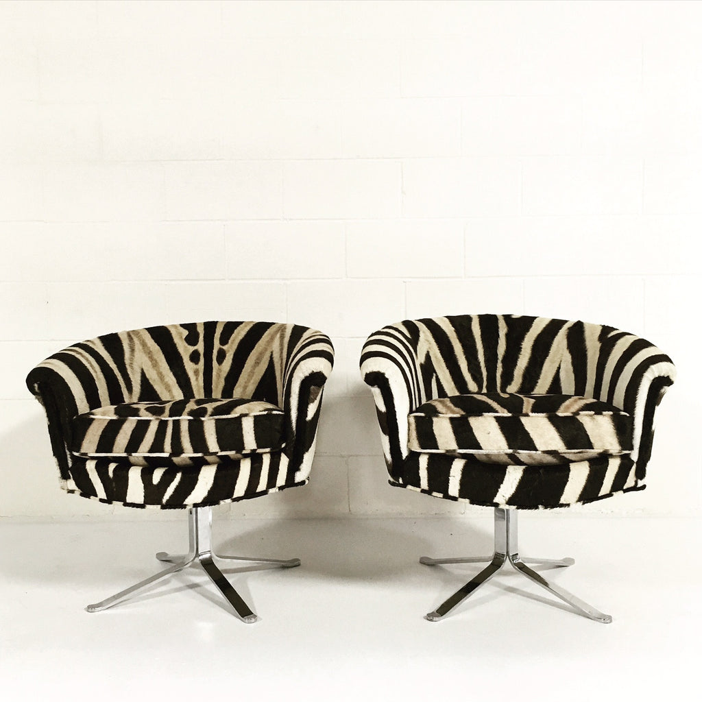 Swivel Chairs by Nicos Zographos - FORSYTH