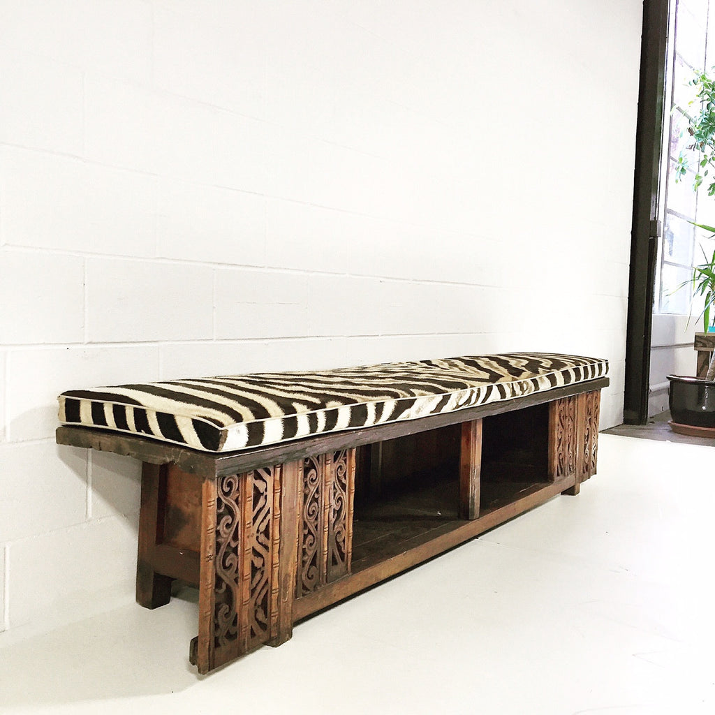 RESTORED CHINESE BENCH NO.2 - FORSYTH