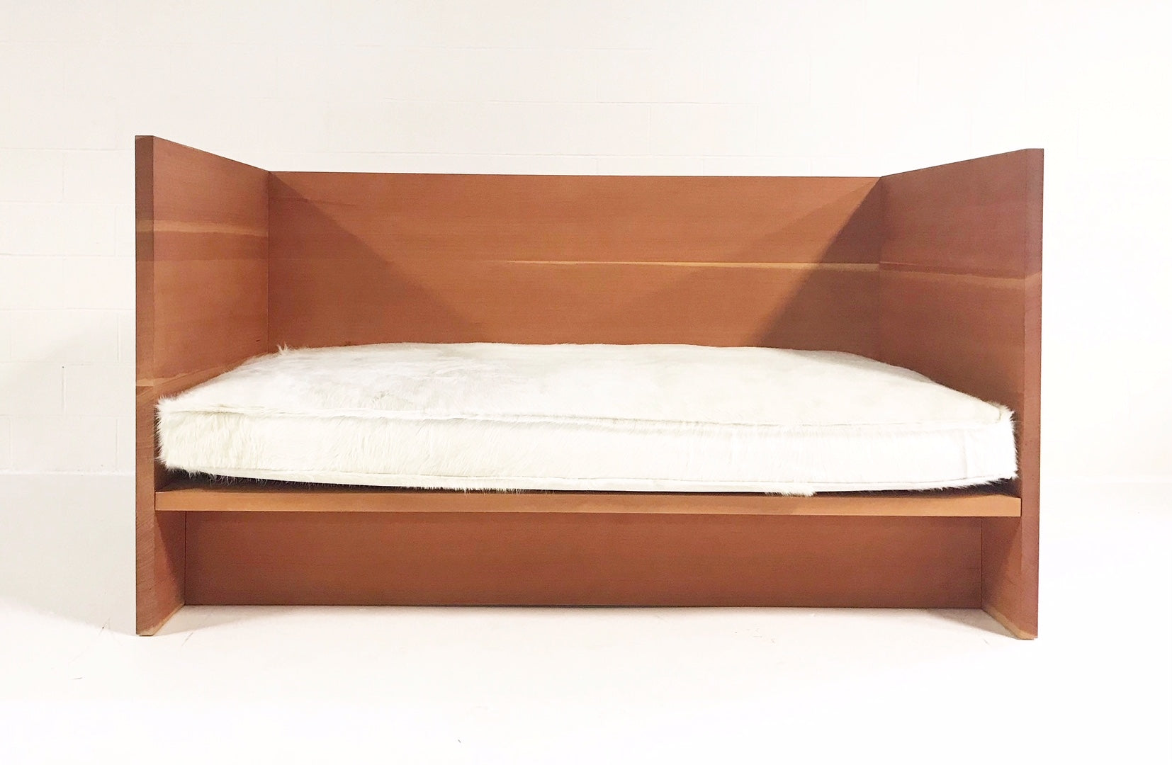 Daybed with Brazilian Cowhide Mattress - FORSYTH