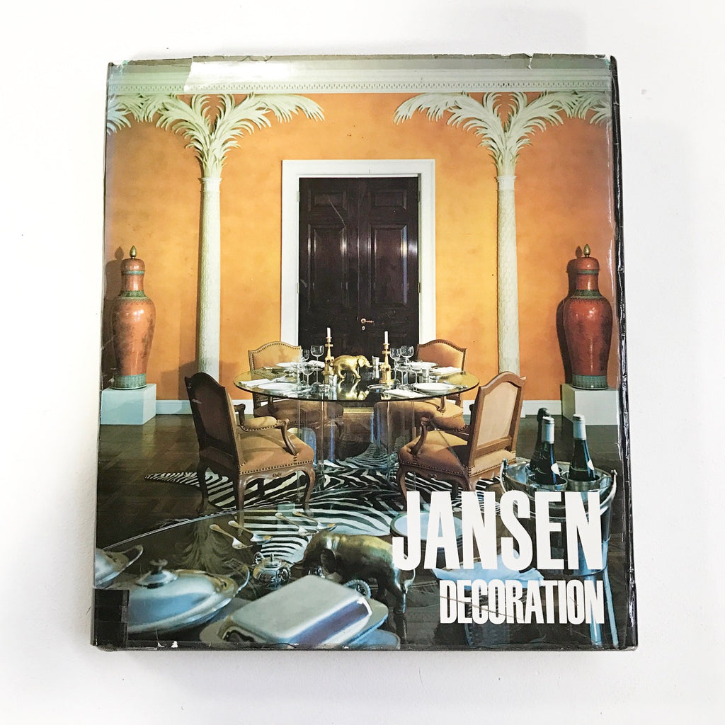 Jansen Decoration, First Edition, 1971 - FORSYTH