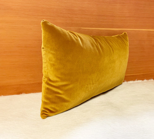 "Loro Piana Velvet Pillow, 21"" - FORSYTH"