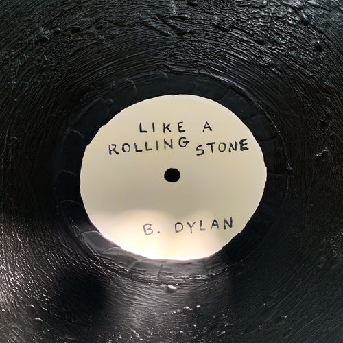 Like a Rolling Stone. - FORSYTH