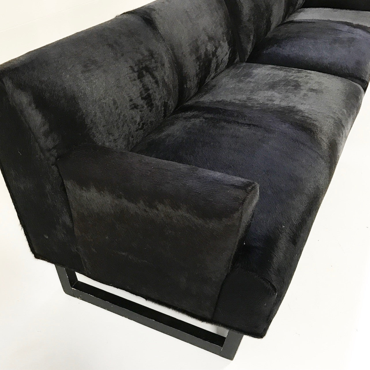 Sectional Sofa in Brazilian Cowhide - FORSYTH