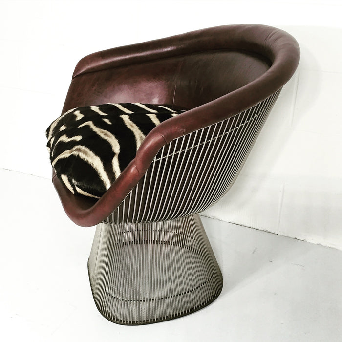 WARREN PLATNER FOR KNOLL  LOUNGE CHAIR - FORSYTH