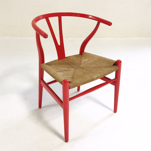 Model CH24 Wishbone Chair - FORSYTH