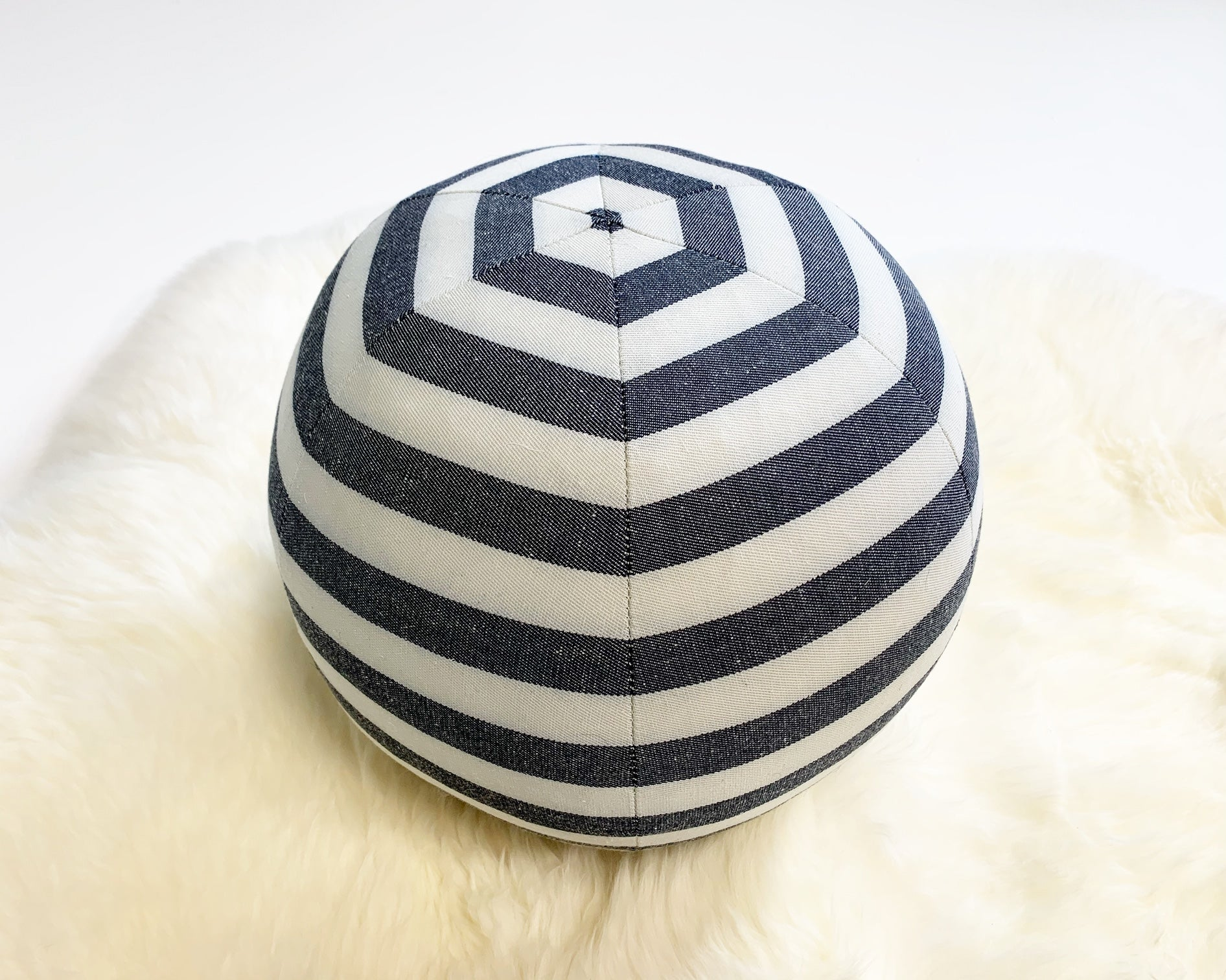 "Ball Pillow, 12"" - FORSYTH"