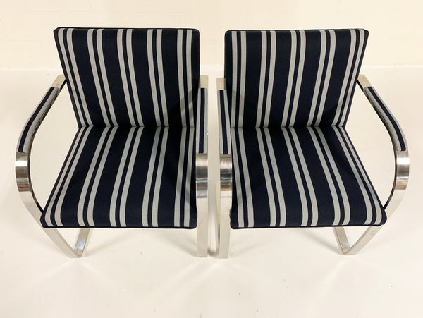 Ludwig Mies van der Rohe Brno Chairs, pair - FORSYTH
