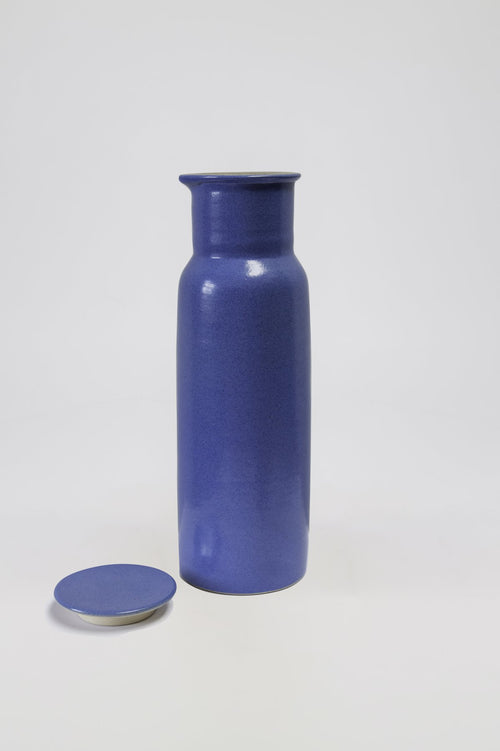Clay Water Pitcher, Lapis