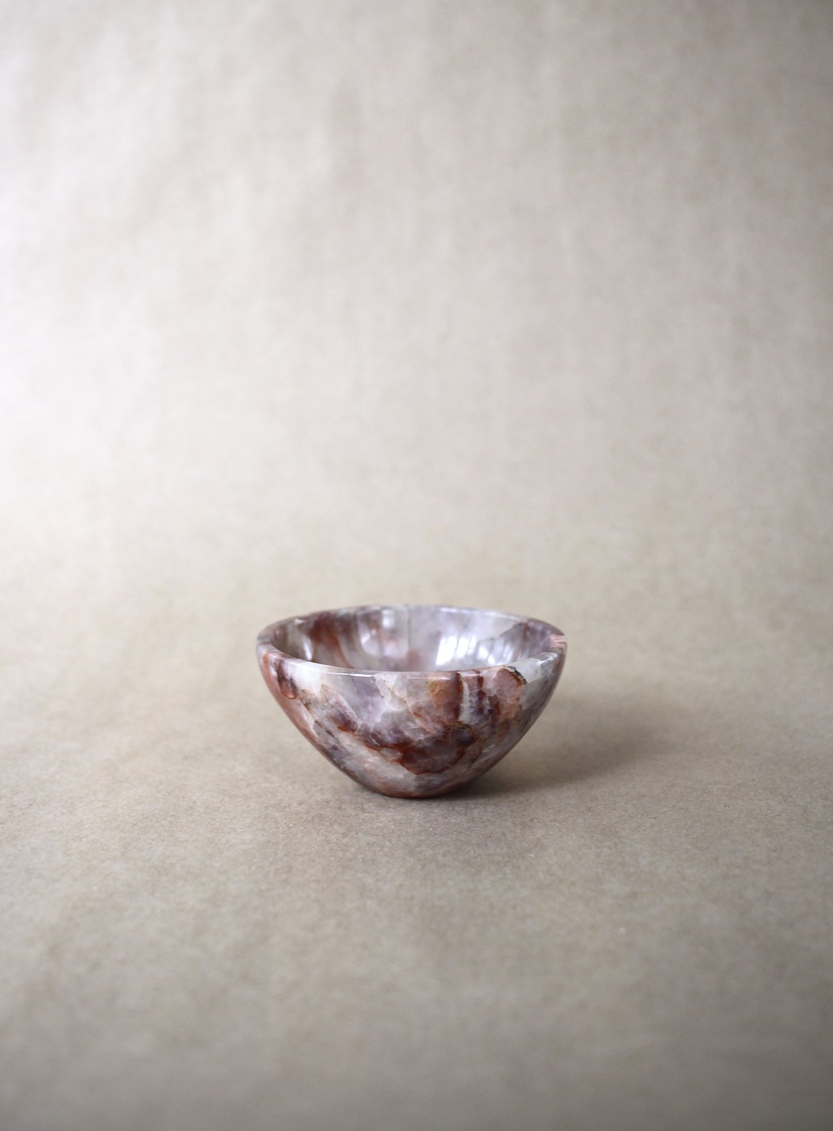 Small Amethyst Bowl.