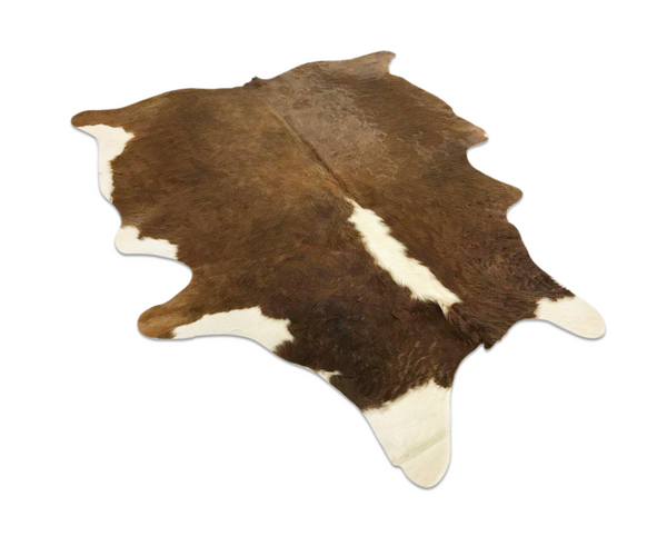 Brazilian Cowhide Rug, Hereford - FORSYTH