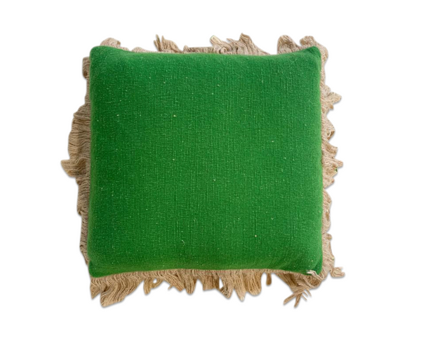 "Isabel Marant Green Pillow, 18"" - FORSYTH"
