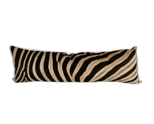 "Zebra King Pillow, 54"" - FORSYTH"