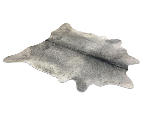 Brazilian Cowhide Rug, Salt and Pepper - FORSYTH