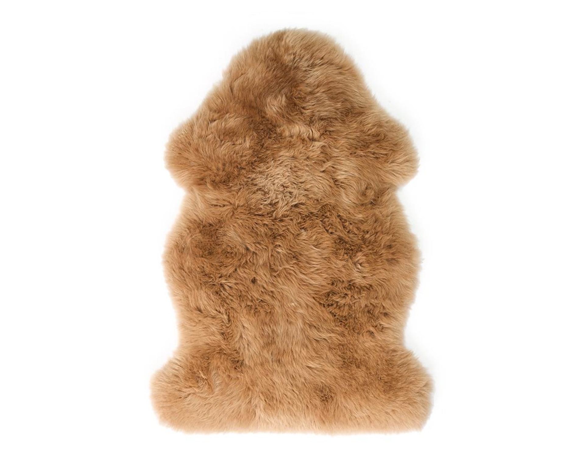 New Zealand Sheepskin Rug, Tan - FORSYTH