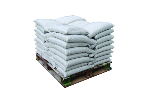 40 x 25KG Bags of White Road Salt