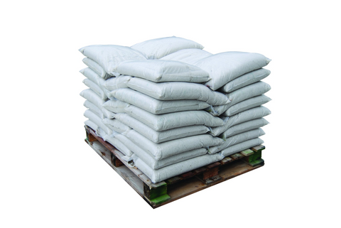 20 x 25KG Bags of White De-Icing Salt (1/2 Tonne)