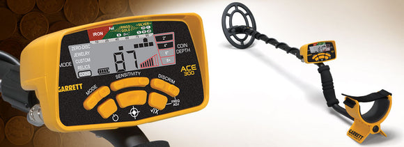 Garrett ACE 300 - Metal Detector Rental