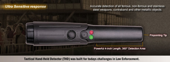 THD Tactical Hand-held
