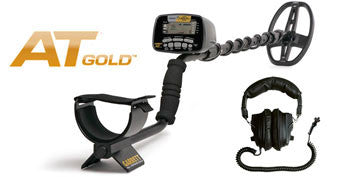 AT Gold Metal Detector - Garrett