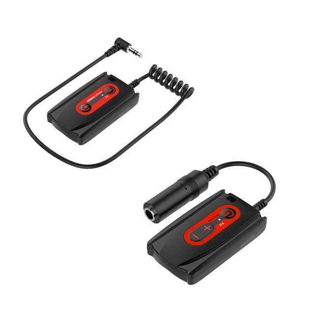 Wireless Deteknix WR Headphone Adaptor