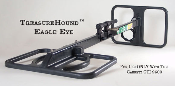 TreasureHound EagleEye (Available on GTI 2500 only)