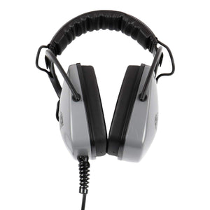 DetectorPro Gray Ghost Amphibian II Headphones for Garrett AT/Infinium