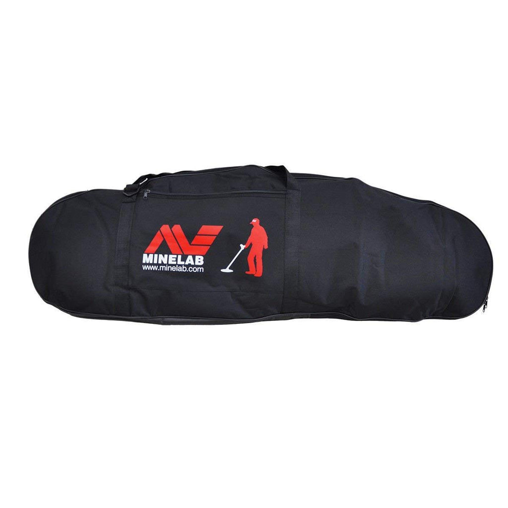 Minelab Detector Carry Bag, Case - Black
