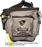 Gray Ghost Ultimate Catch-All Pouch for Metal Detecting