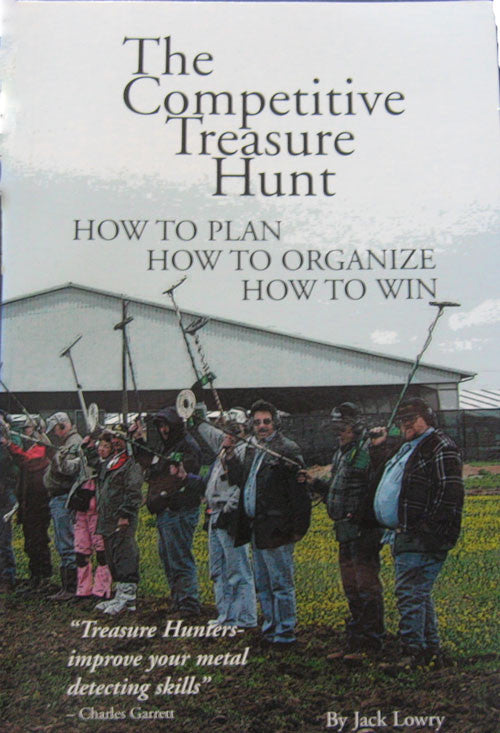 The Competitive Treasure Hunt