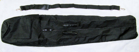 Detector Storage Bag - Black Cordura Nylon